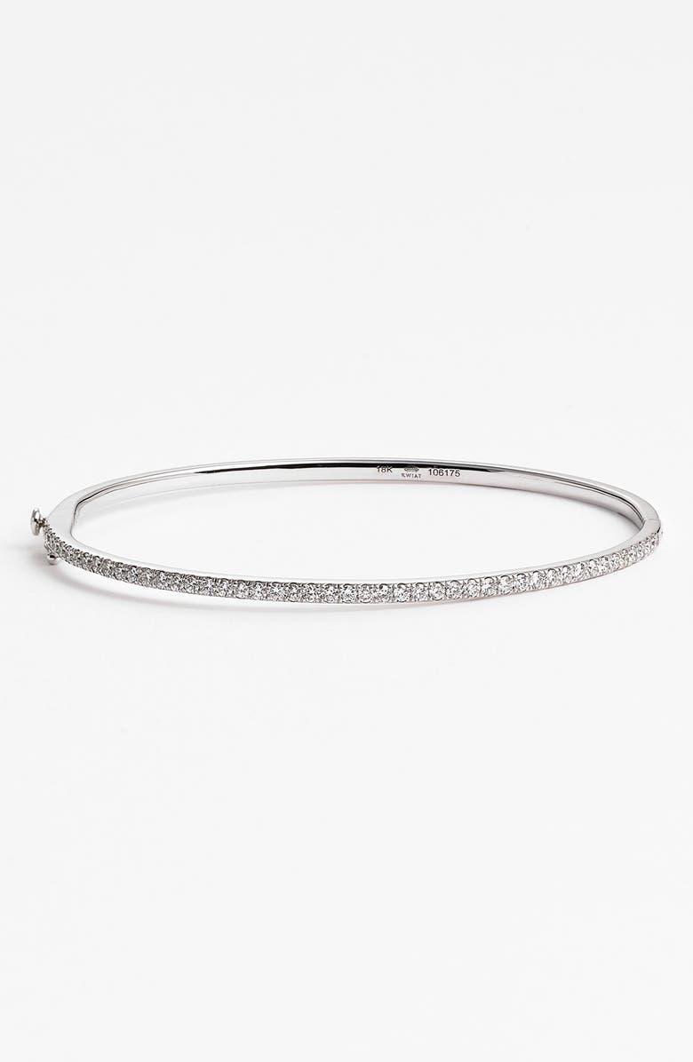 KWIAT Diamond Bangle Bracelet, Main, color, 711