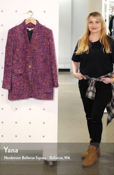 Crispin Tweed Coat, sales video thumbnail