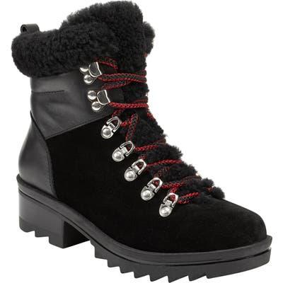 Marc Fisher Ltd Brylee Water Resistant Boot- Black