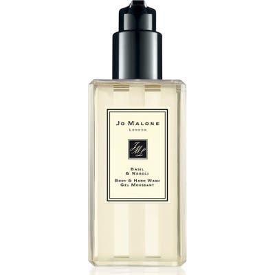 Jo Malone London(TM) Basil & Neroli Body & Hand Wash