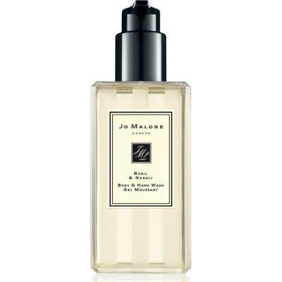 Jo Malone London(TM) Basil & Neroli Body & Hand Wash