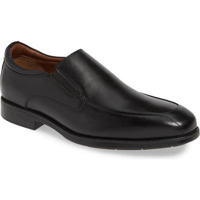 Johnston & Murphy Branning Waterproof Venetian Loafer, Black
