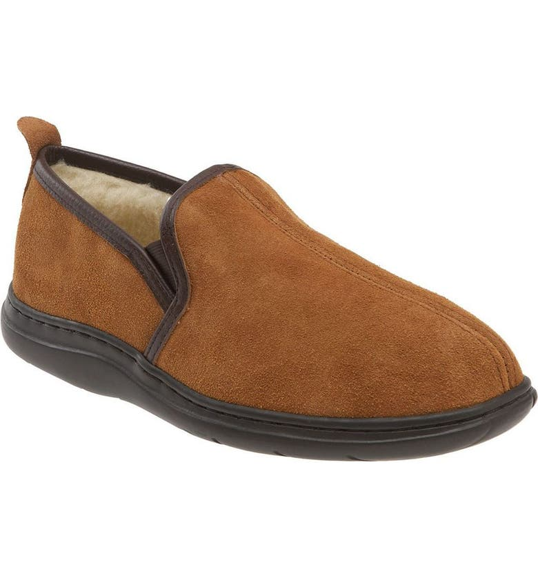 L.B. EVANS 'Klondike' Slipper, Main, color, SADDLE