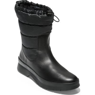 Cole Haan Pinch Waterproof Boot, Black