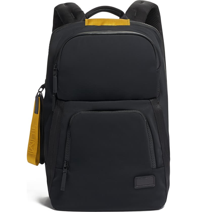 TUMI Tahoe Westlake Black Backpack, Main, color, BLACK