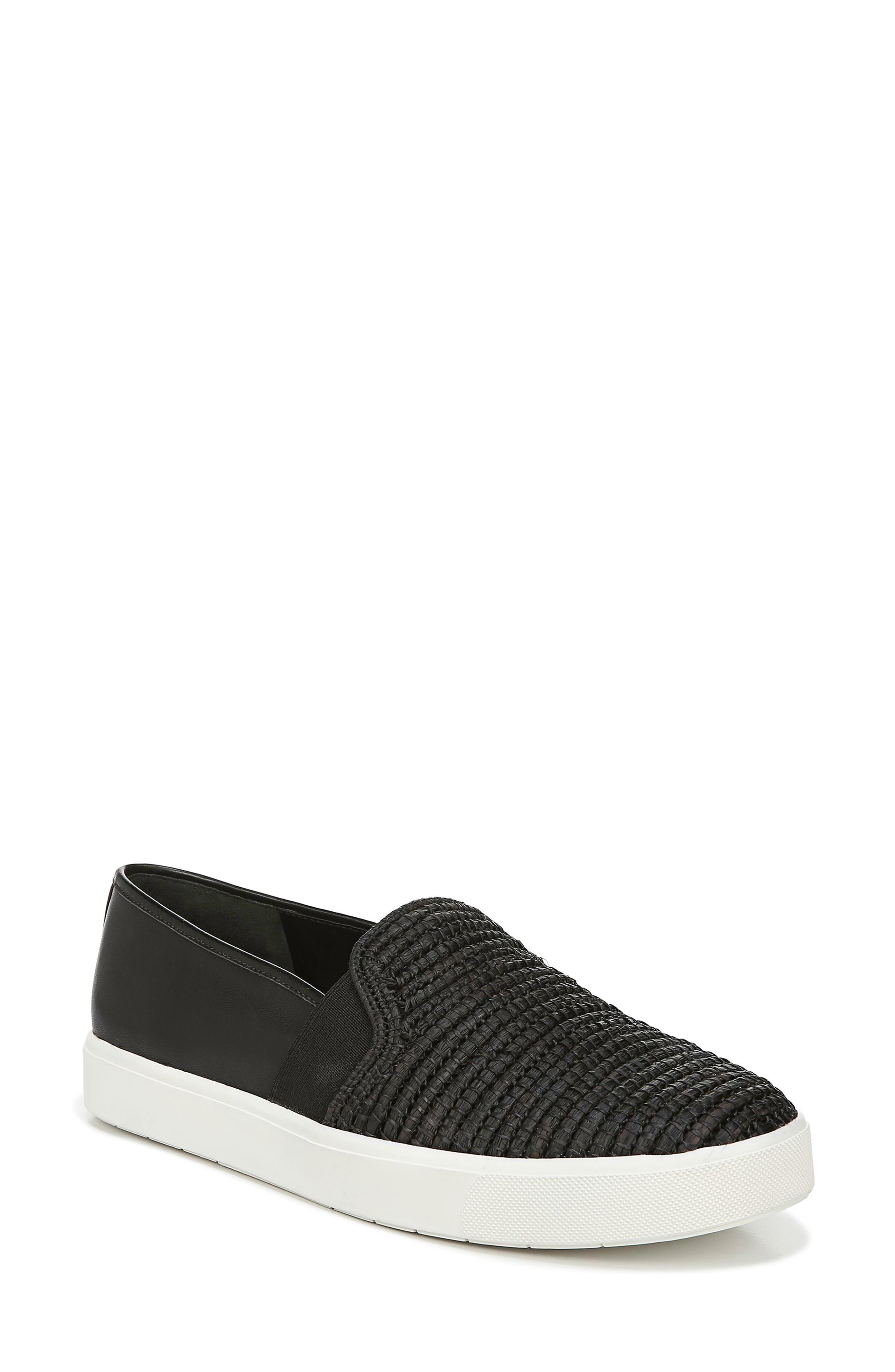 Vince Blair 5 Slip-On Sneaker- Black