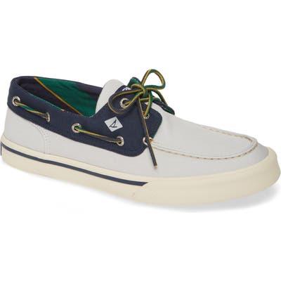 Sperry Bahama Ii Varsity Boat Shoe, Grey