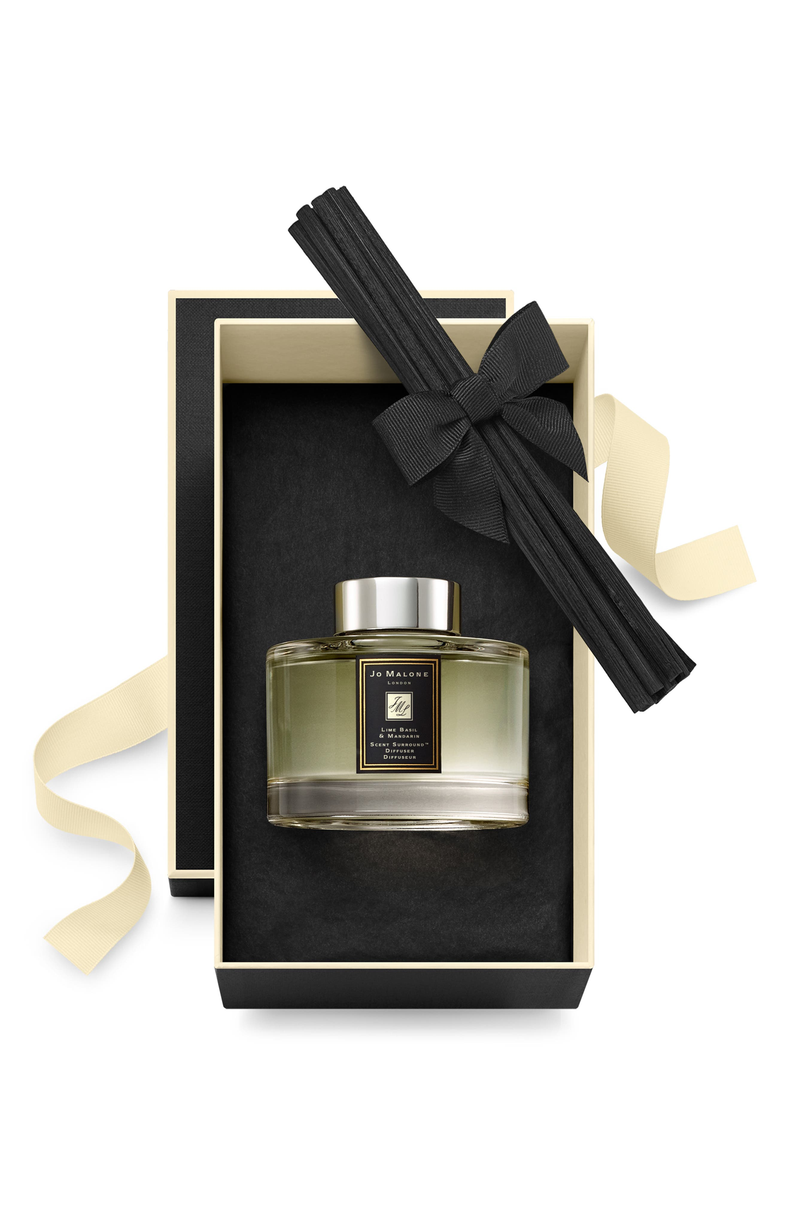 ,                             Jo Malone<sup>™</sup> Lime Basil & Mandarin Scent Surround<sup>™</sup> Diffuser,                             Main thumbnail 1, color,                             NO COLOR
