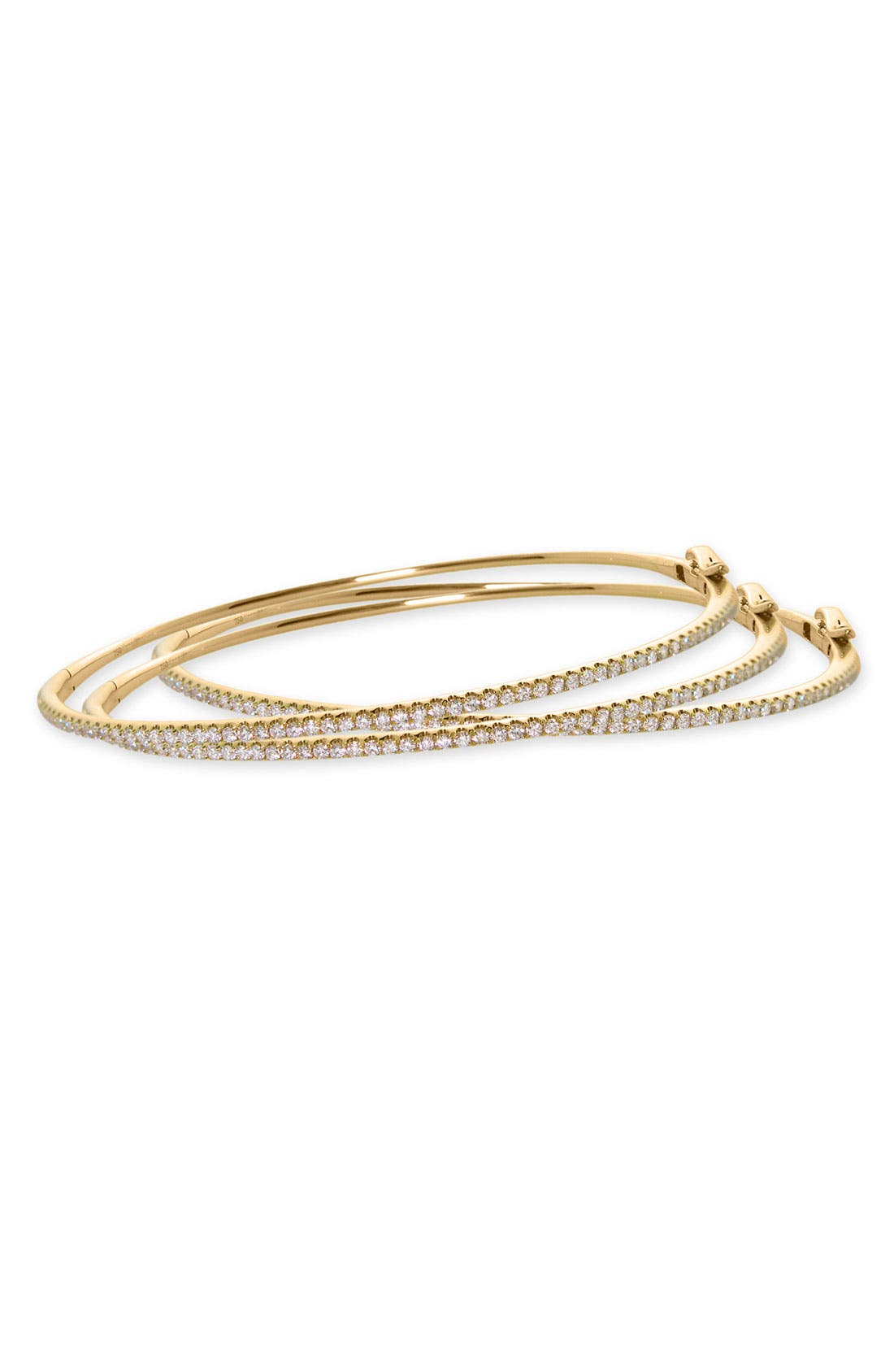 Skinny Stackable Diamond Bangle (Nordstrom Exclusive)