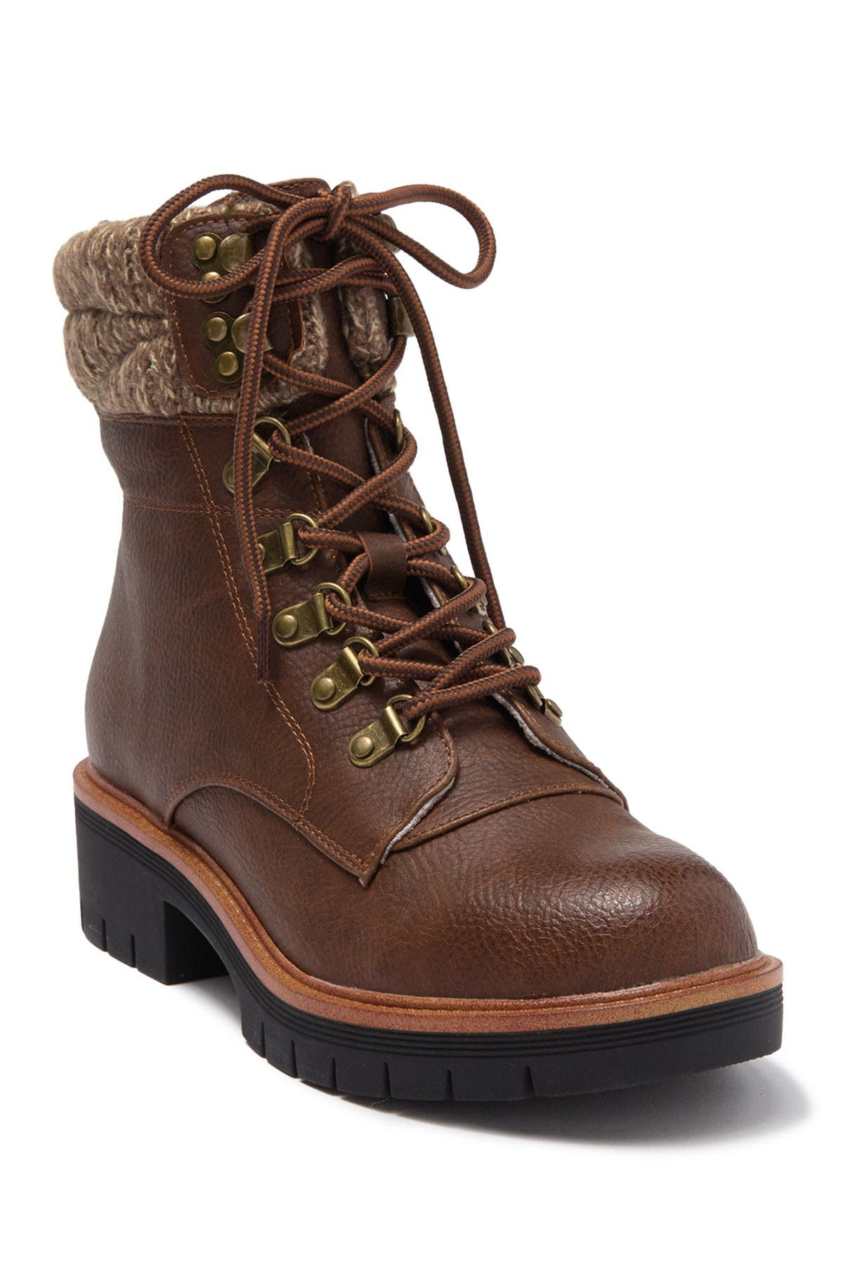 Image of MIA Lace-Up Boot