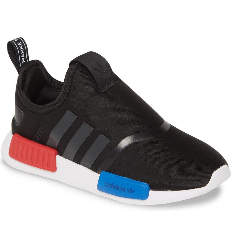 ADIDAS NMD 360 Sneaker, Main, color, CORE BLACK/ WHITE