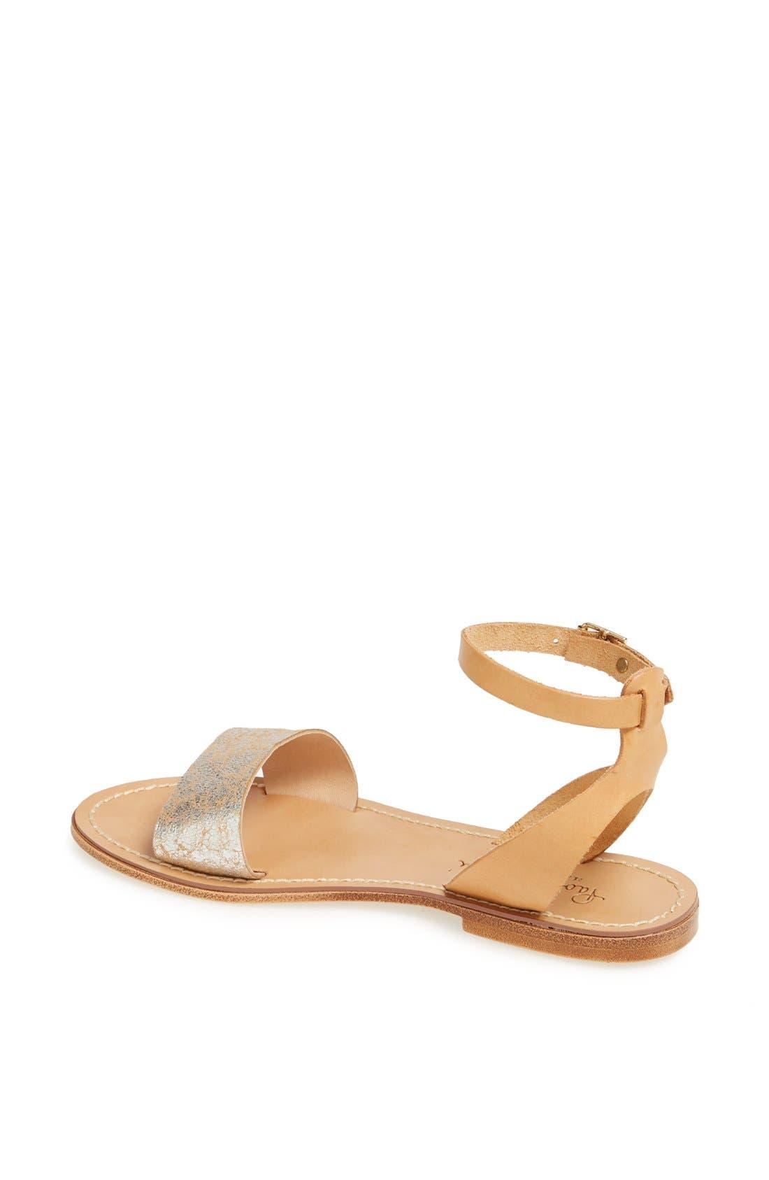 ,                             'Sardinia' Sandal,                             Alternate thumbnail 5, color,                             040