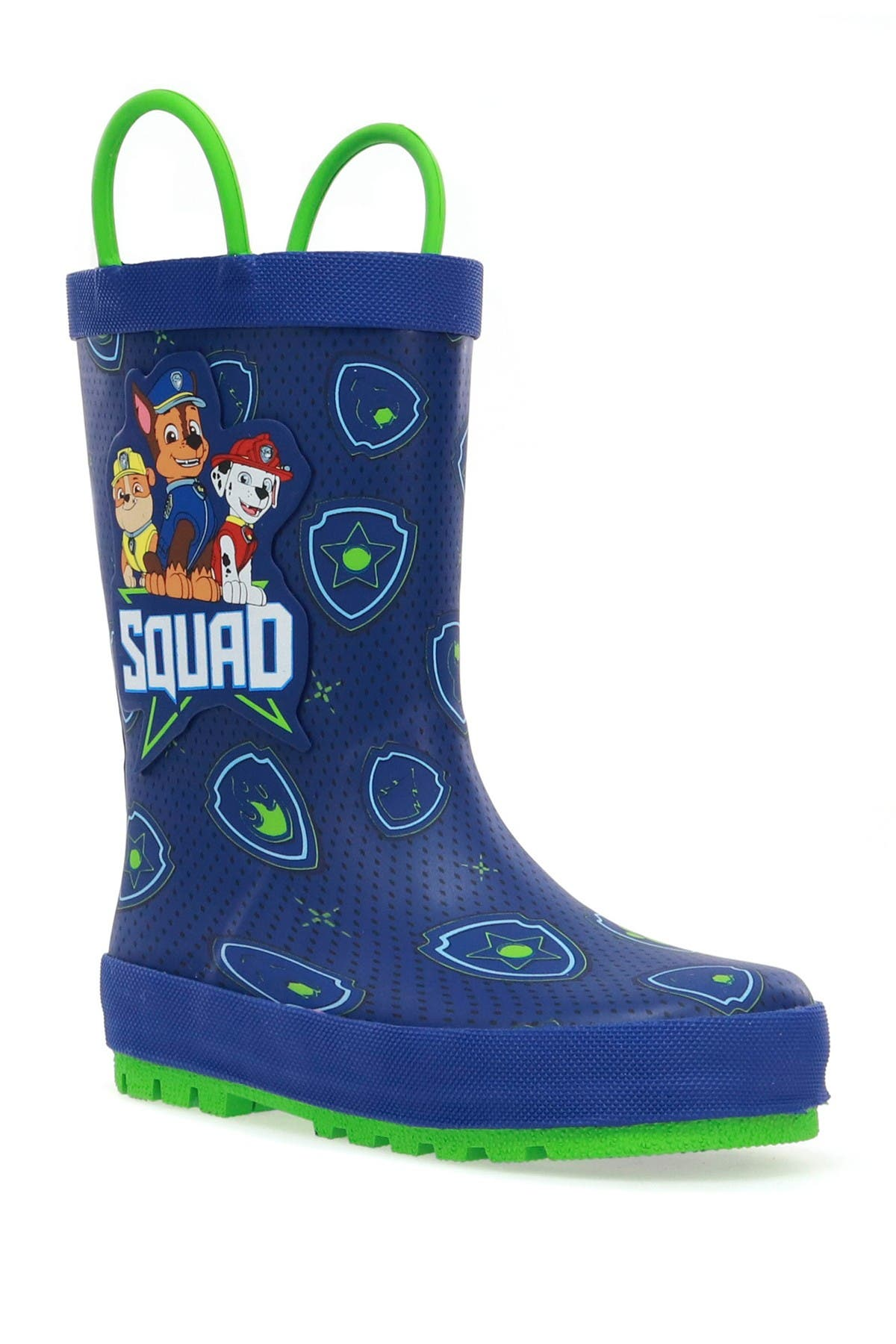 Image of Western Chief Paw Patrol Squad Rain Boot