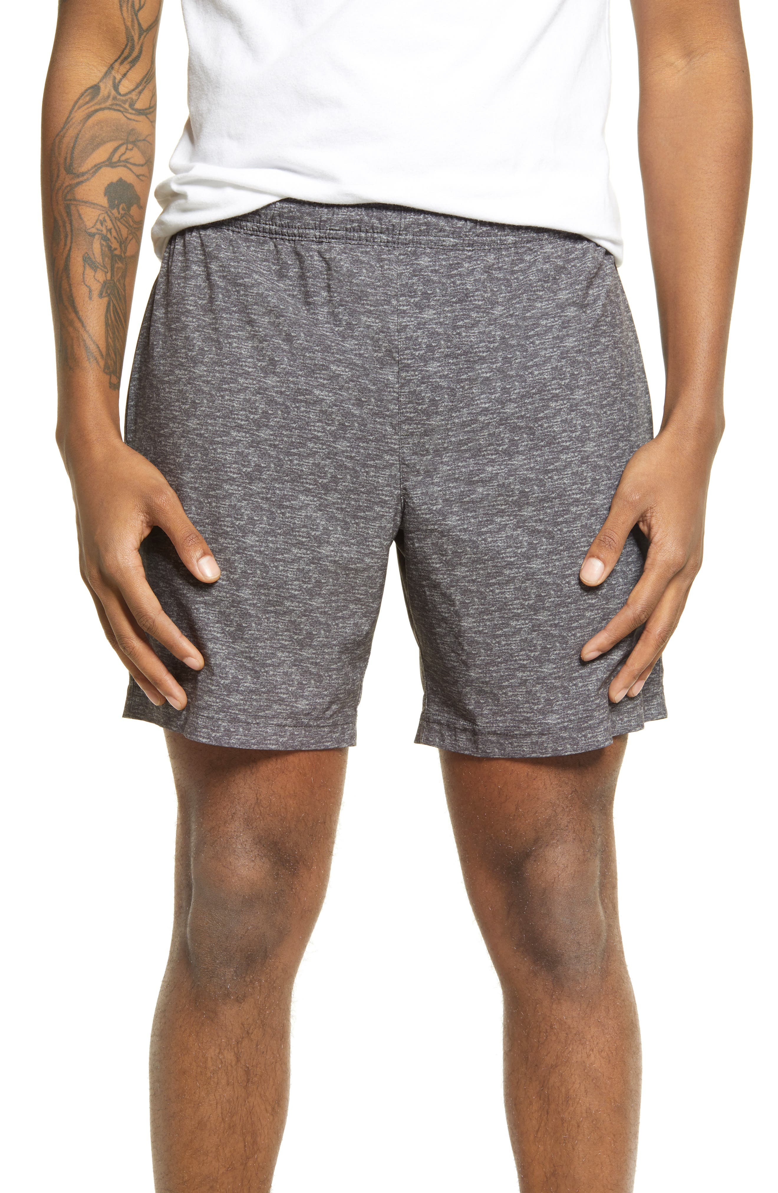 The Quests Athletic Shorts