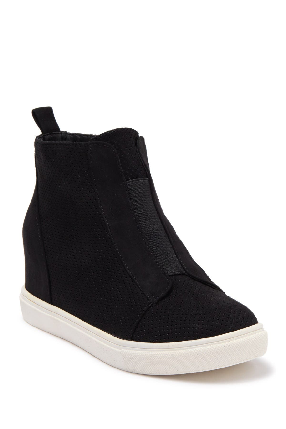 Image of Madden Girl Perry Wedge Sneaker