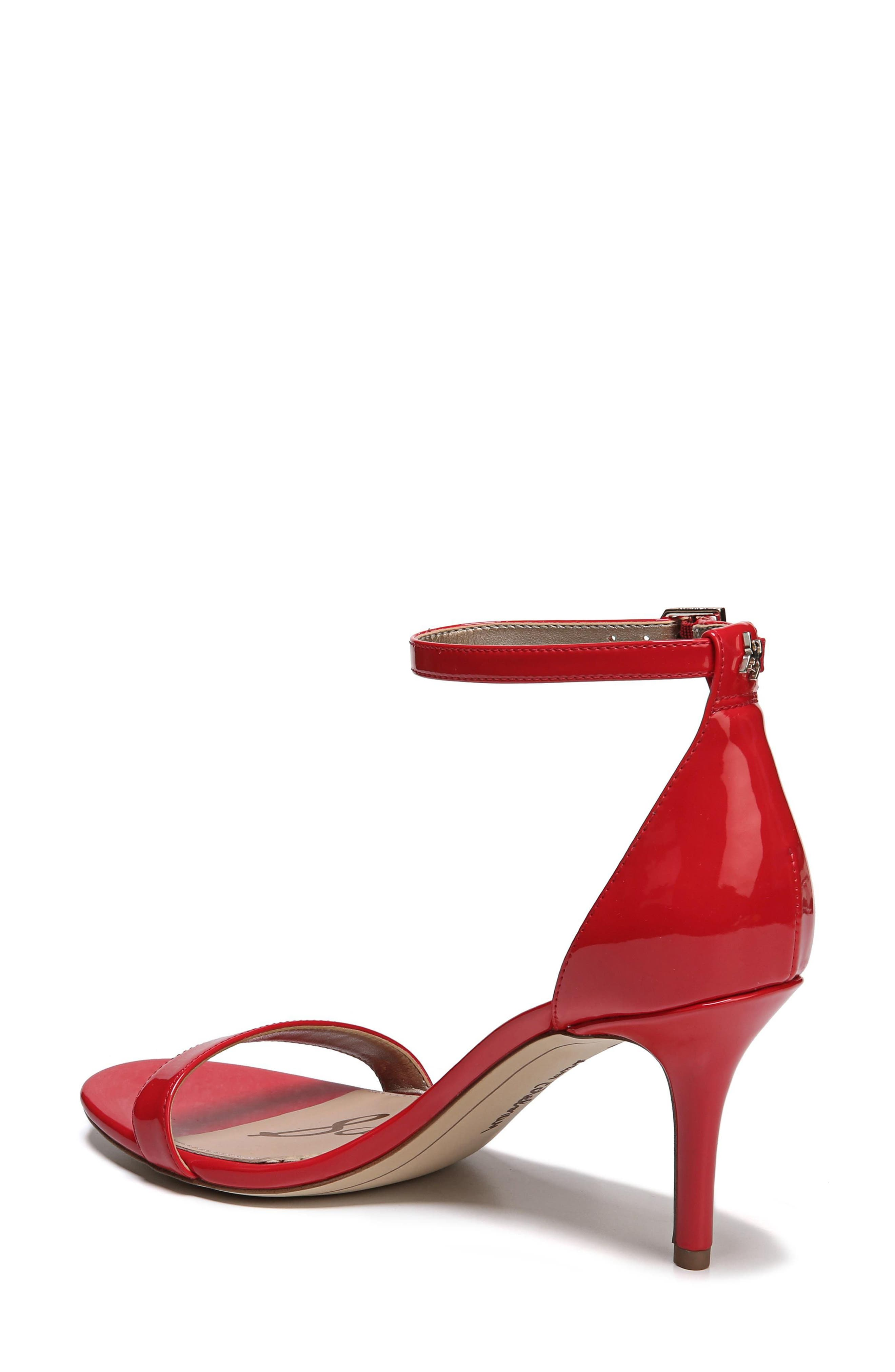 ,                             'Patti' Ankle Strap Sandal,                             Alternate thumbnail 115, color,                             606