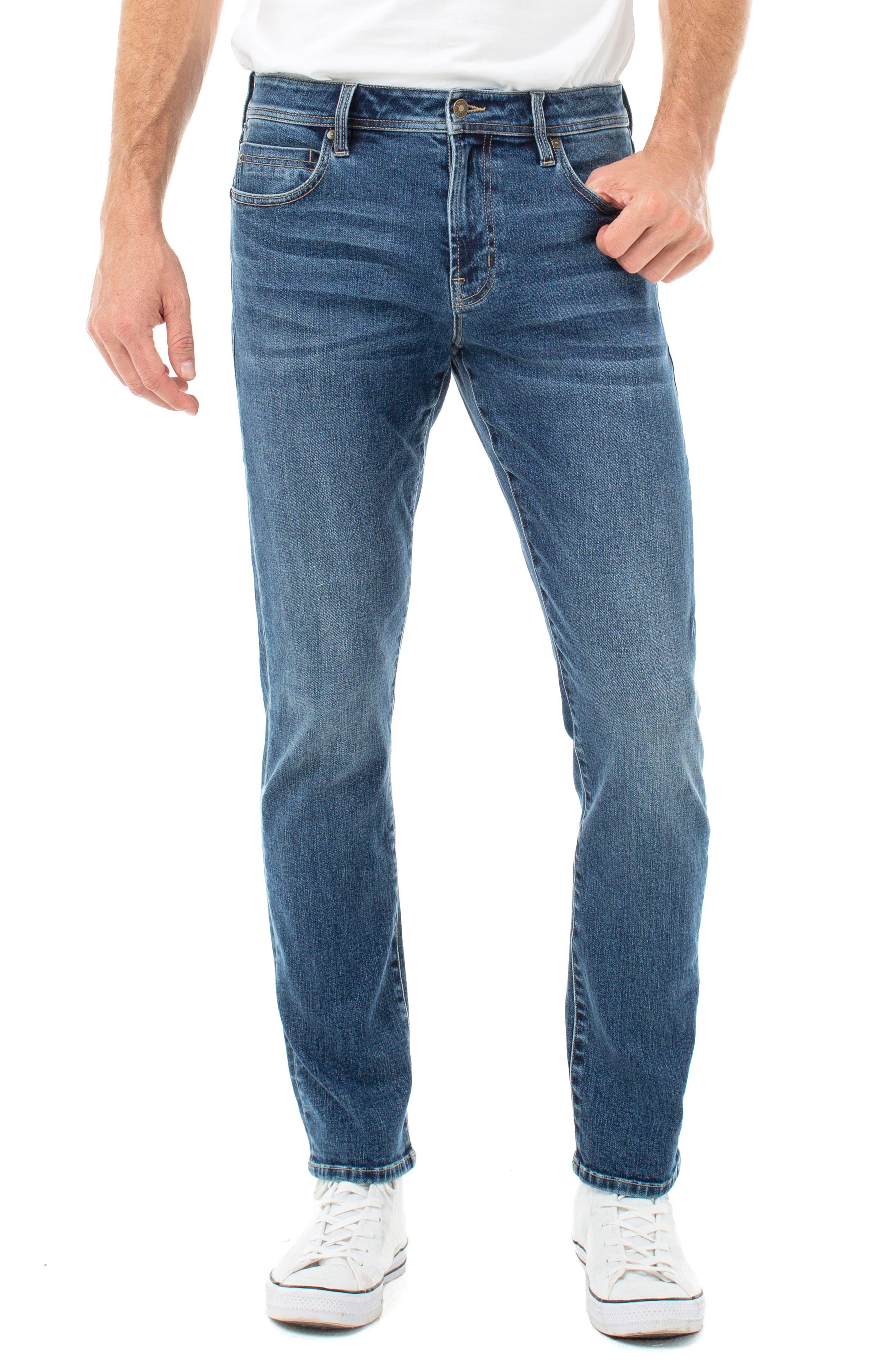 Kingston Modern Straight Leg Jeans