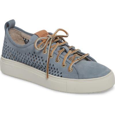 Blackstone Pl87 Sneaker Blue
