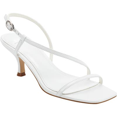 Marc Fisher Ltd Gove Sandal, White