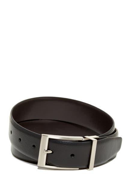 Image of English Laundry Reversible Leather Dress Belt