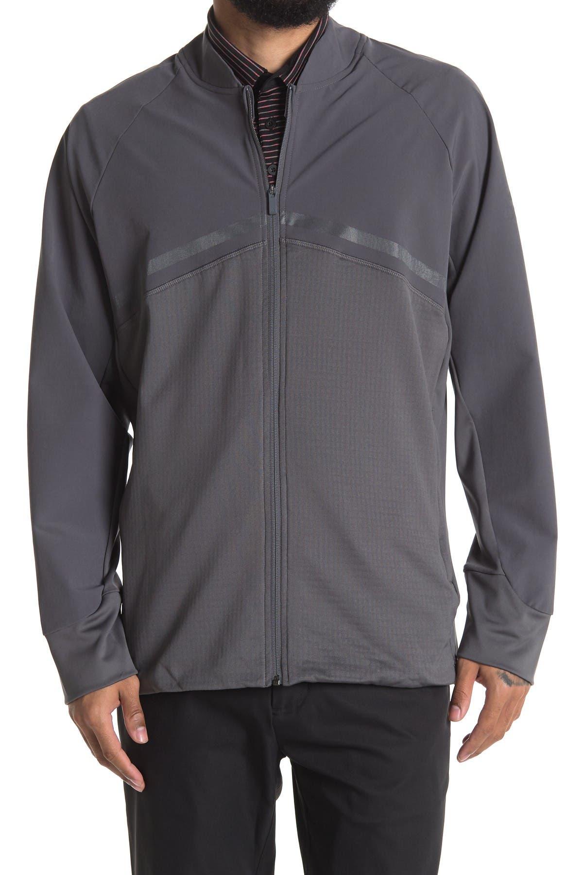 Image of Adidas Golf Hybrid Full Zip Jacket