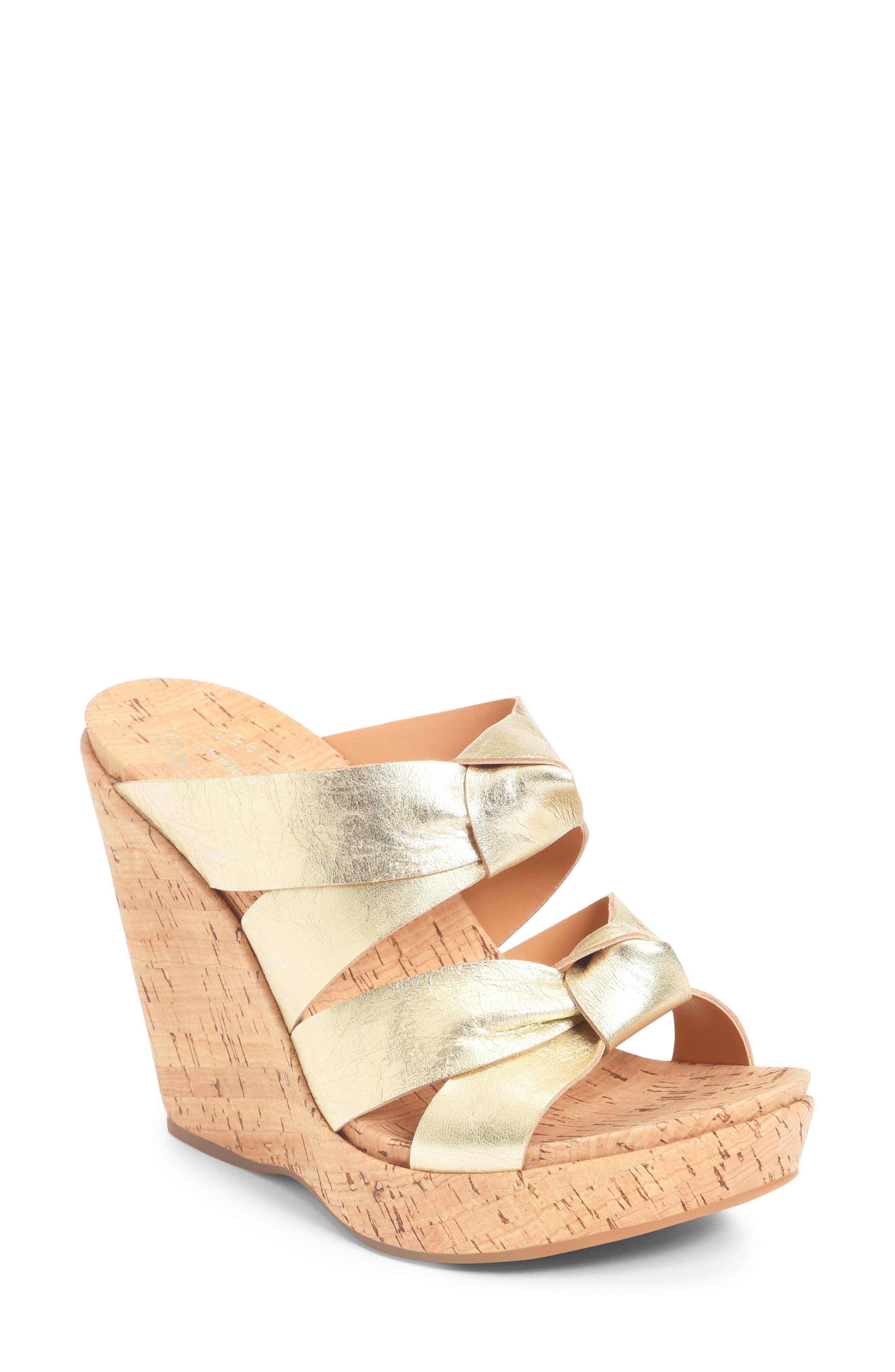 Women's Kork-Ease Sammi Wedge Slide Sandal