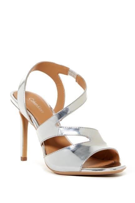 Image of Calvin Klein Niobe Metallic Sandal