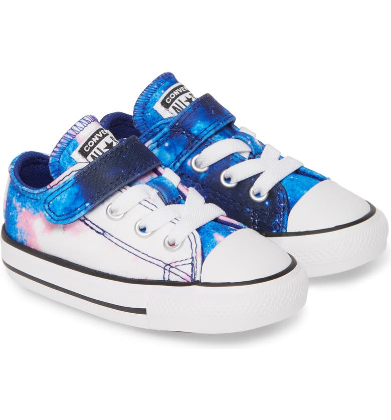 CONVERSE Chuck Taylor<sup>®</sup> All Star<sup>®</sup> 1V Tie Dye Low Top Sneaker, Main, color, 472