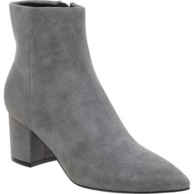 Marc Fisher Ltd Jarli Bootie- Grey