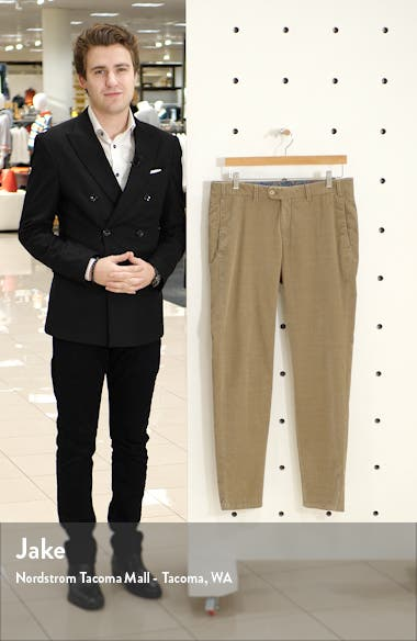 Tierre Slim Fit Corduroy Pants, sales video thumbnail