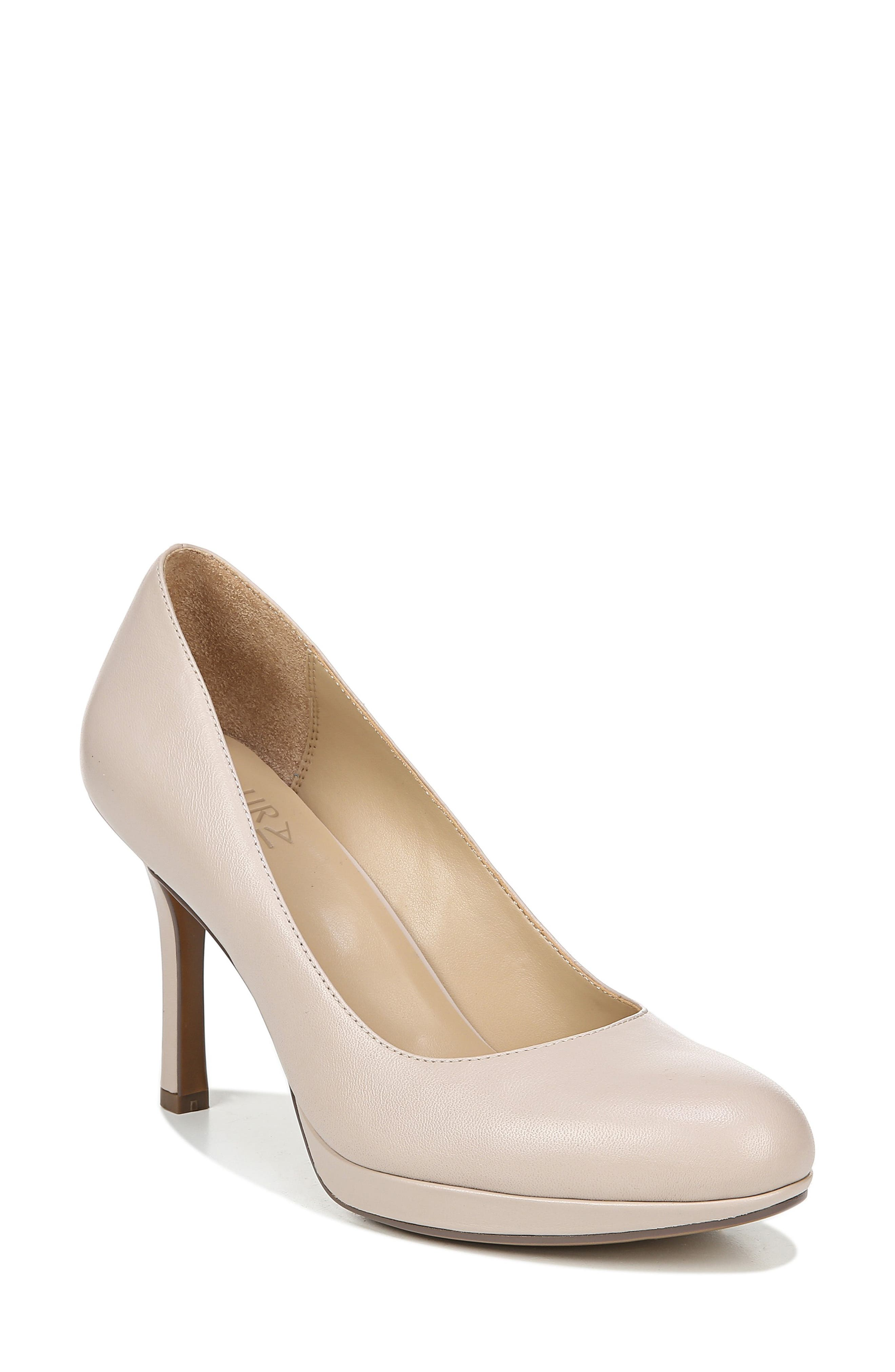 Naturalizer Celina Almond Toe Pump, Grey