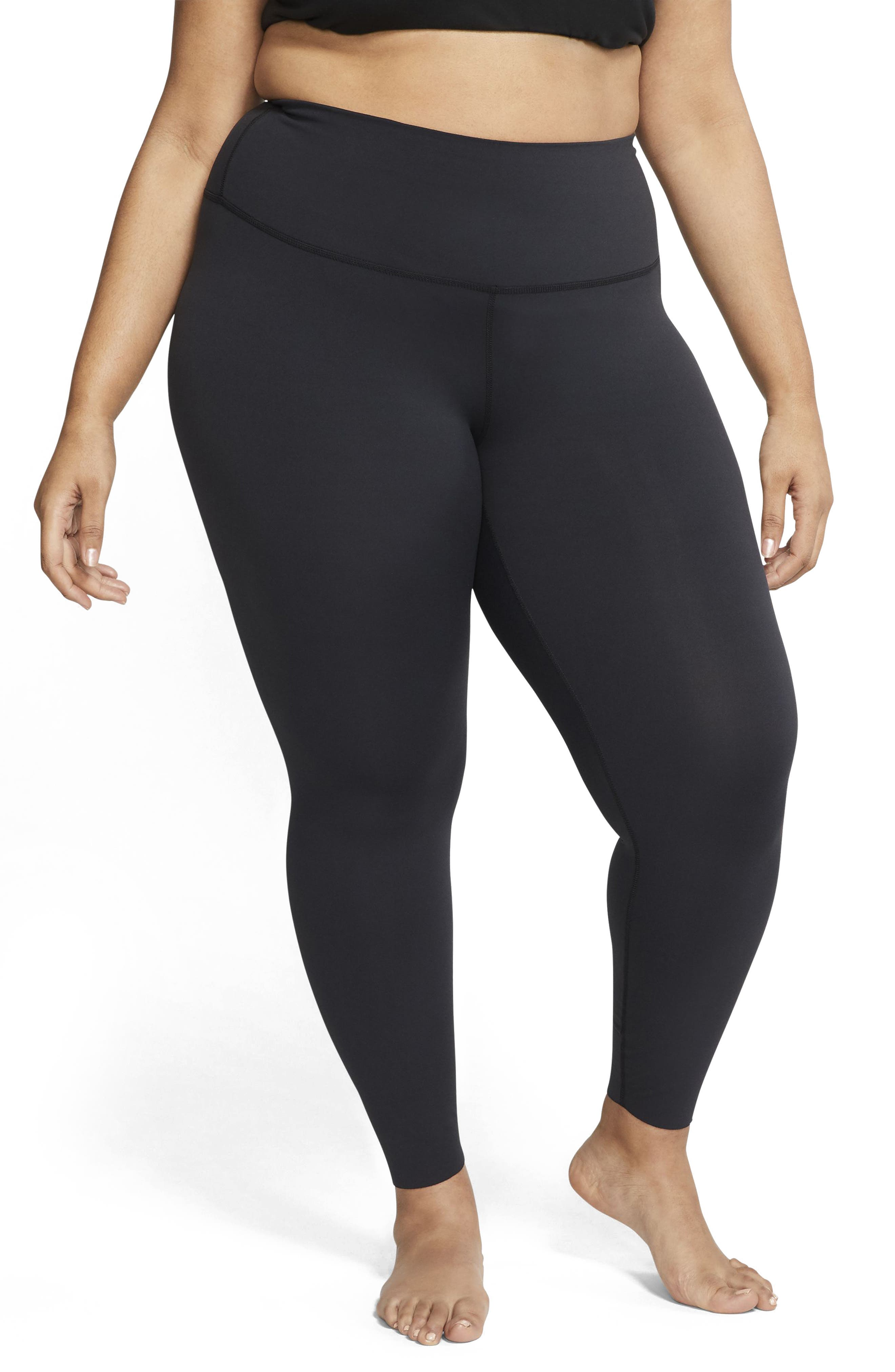 Nike Plus Size Women S Nike Yoga Luxe 7 8 Tights From Nordstrom Com Shefinds