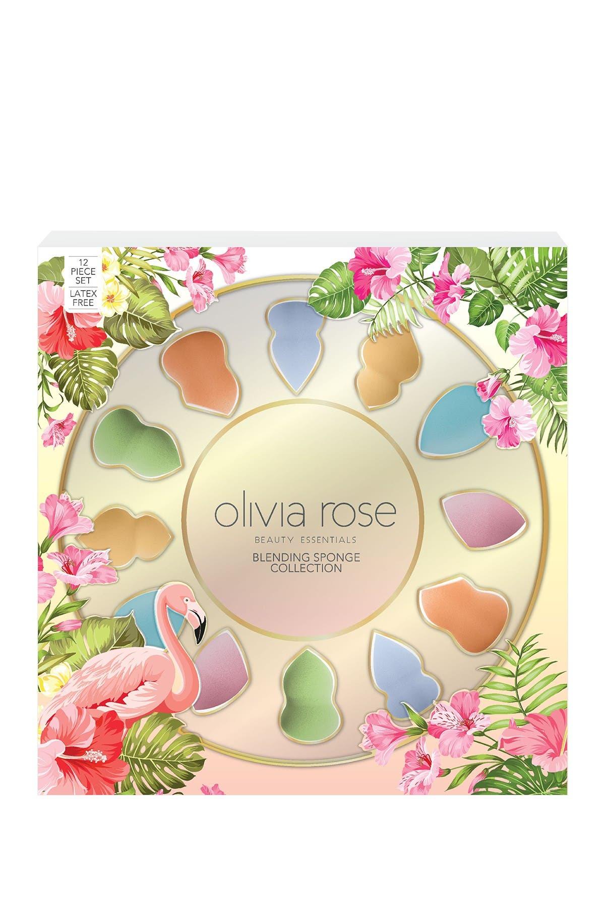 Aduro Olivia Rose12-Piece Blending Sponge Collection