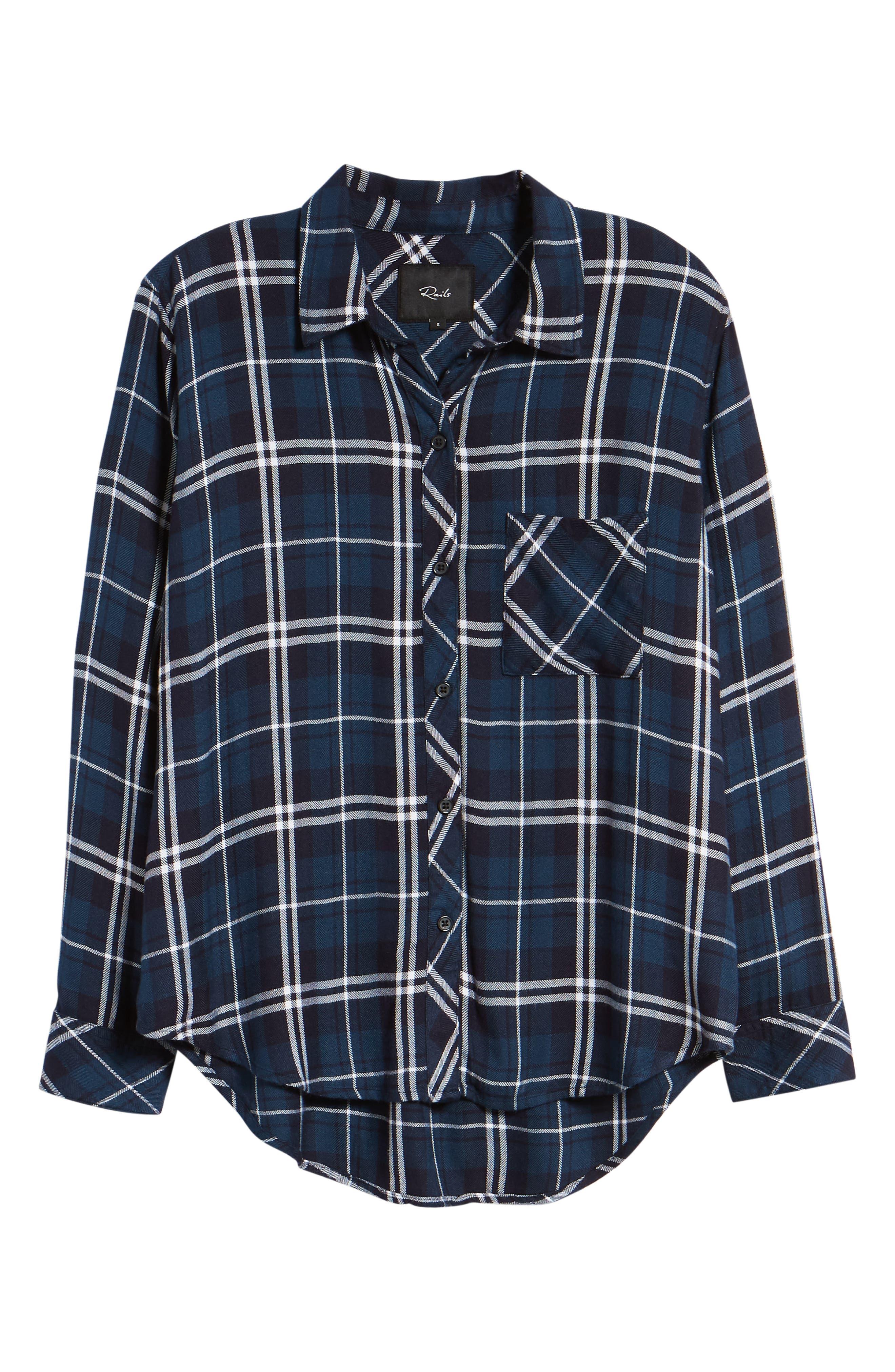 ,                             Hunter Plaid Shirt,                             Alternate thumbnail 818, color,                             432