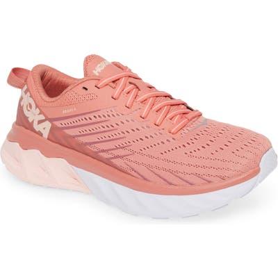 Hoka One One Arahi 4 Running Shoe, Coral