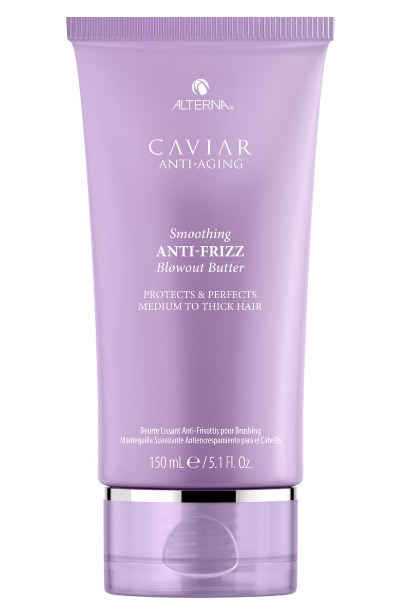 ALTERNA<SUP>®</SUP> Caviar Anti-Aging Smoothing Anti-Frizz Blowout Butter, Main, color, NO COLOR