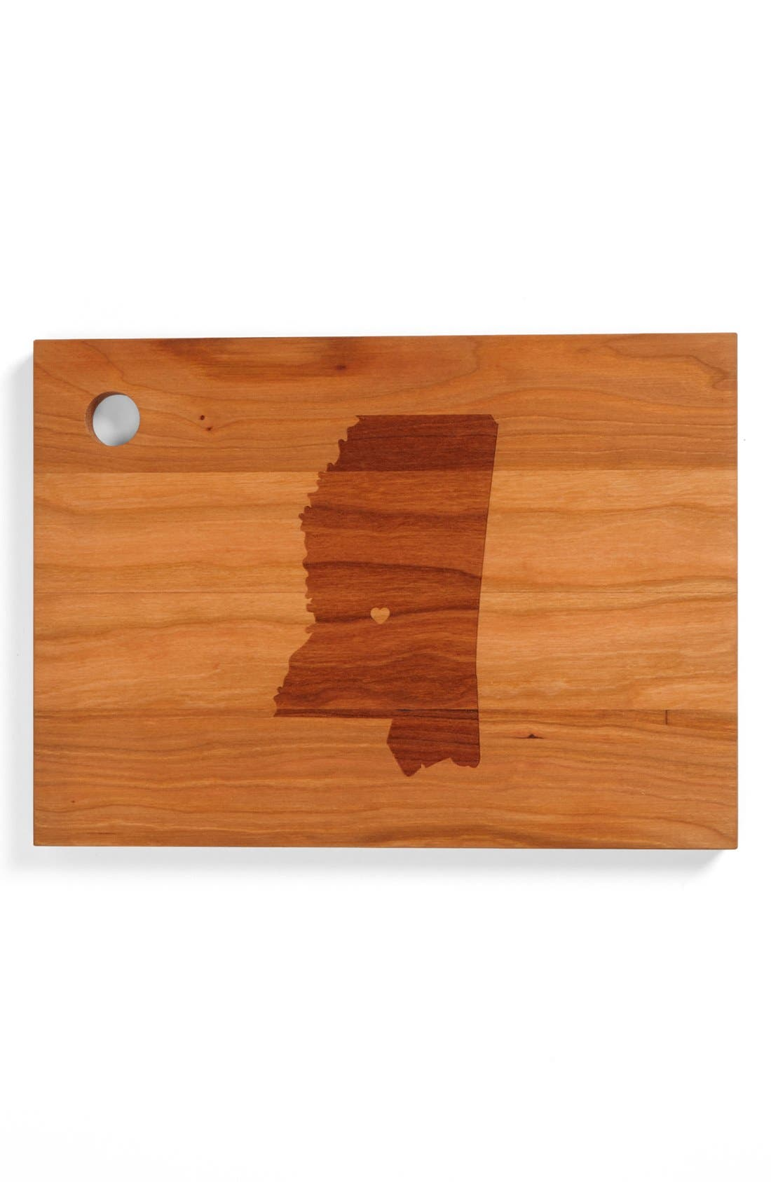 ,                             'State Silhouette' Cutting Board,                             Main thumbnail 26, color,                             223