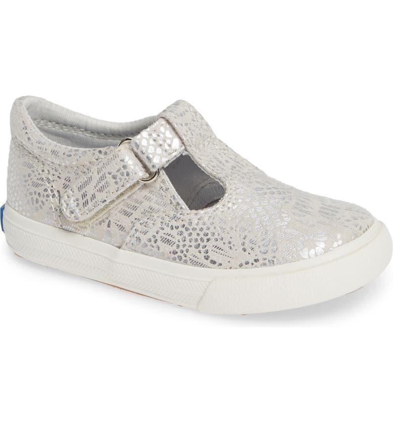 KEDS<SUP>®</SUP> Daphne T-Strap Sneaker, Main, color, 040