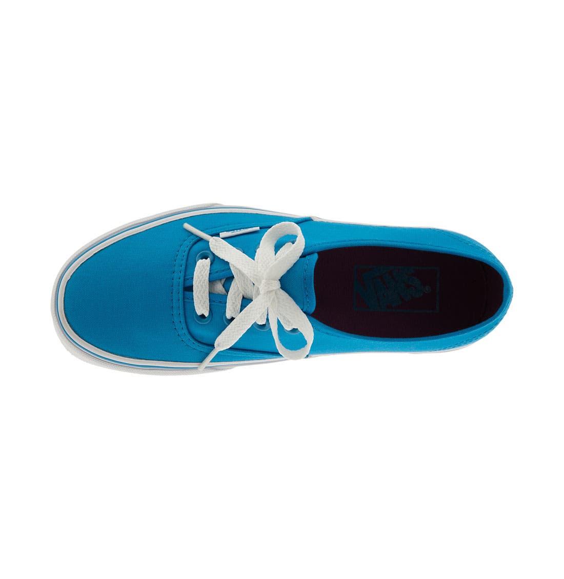 ,                             'Authentic' Sneaker,                             Alternate thumbnail 616, color,                             404
