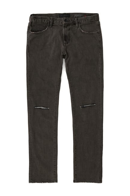 Image of John Varvatos Collection Bowery Slim Straight Fit Jean