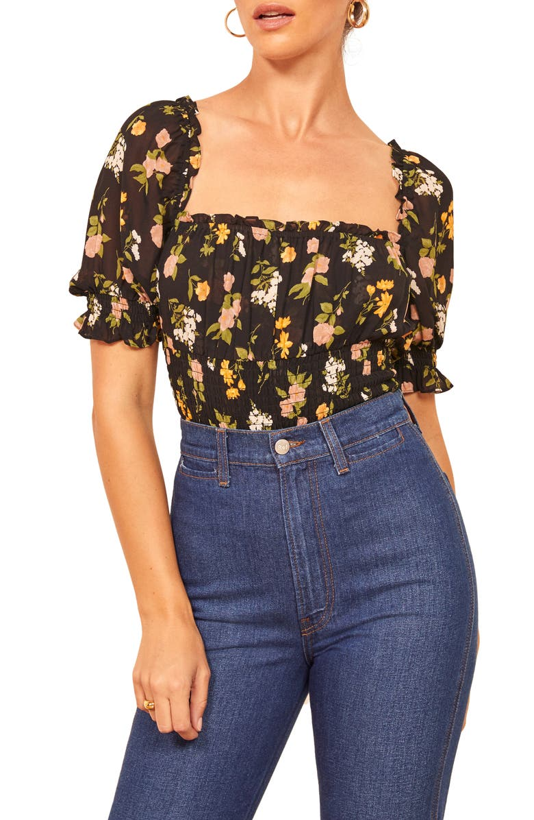 Sadey Top by Reformation