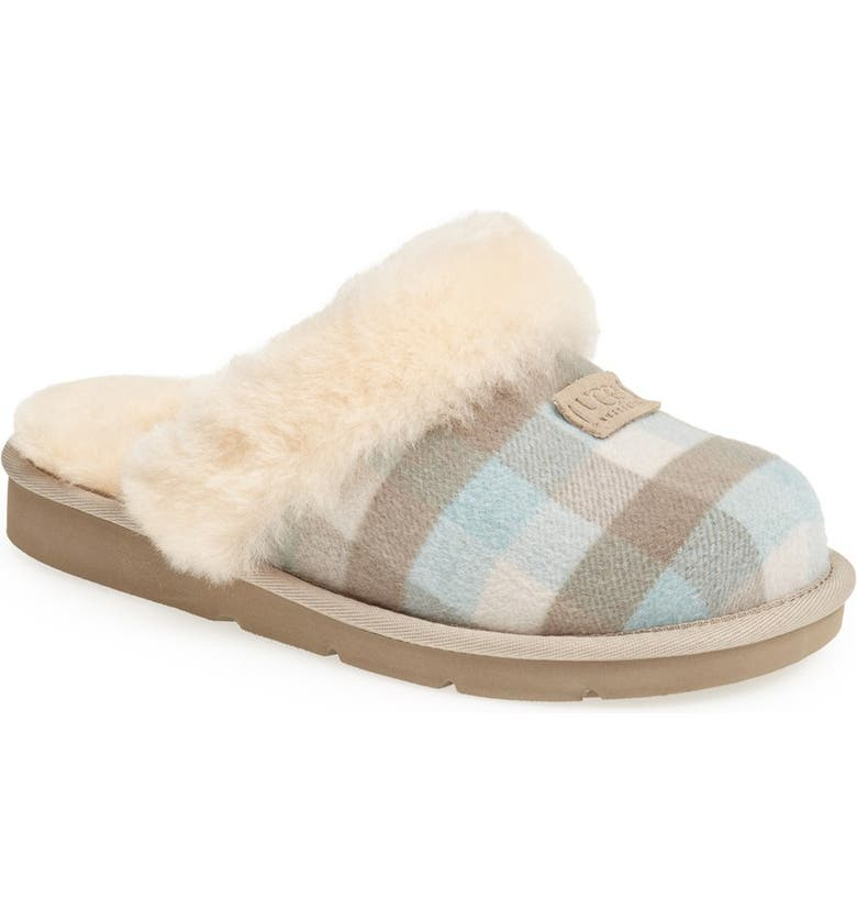 ef0b829ad5d Australia 'Cozy' Flannel Slipper