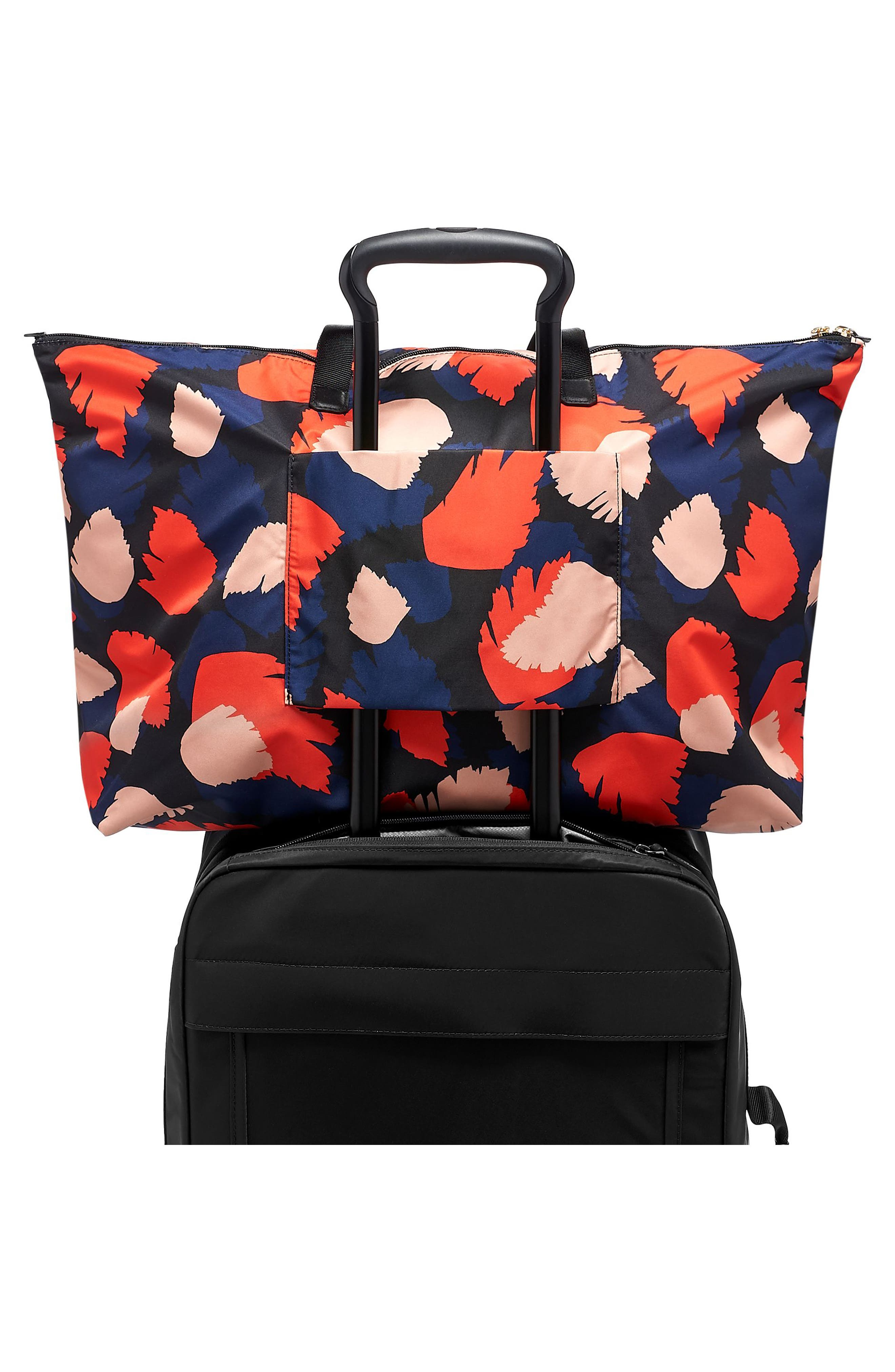 ,                             Voyageur - Just in Case<sup>®</sup> Nylon Travel Tote,                             Alternate thumbnail 2, color,                             CONGO MULTI PRINT