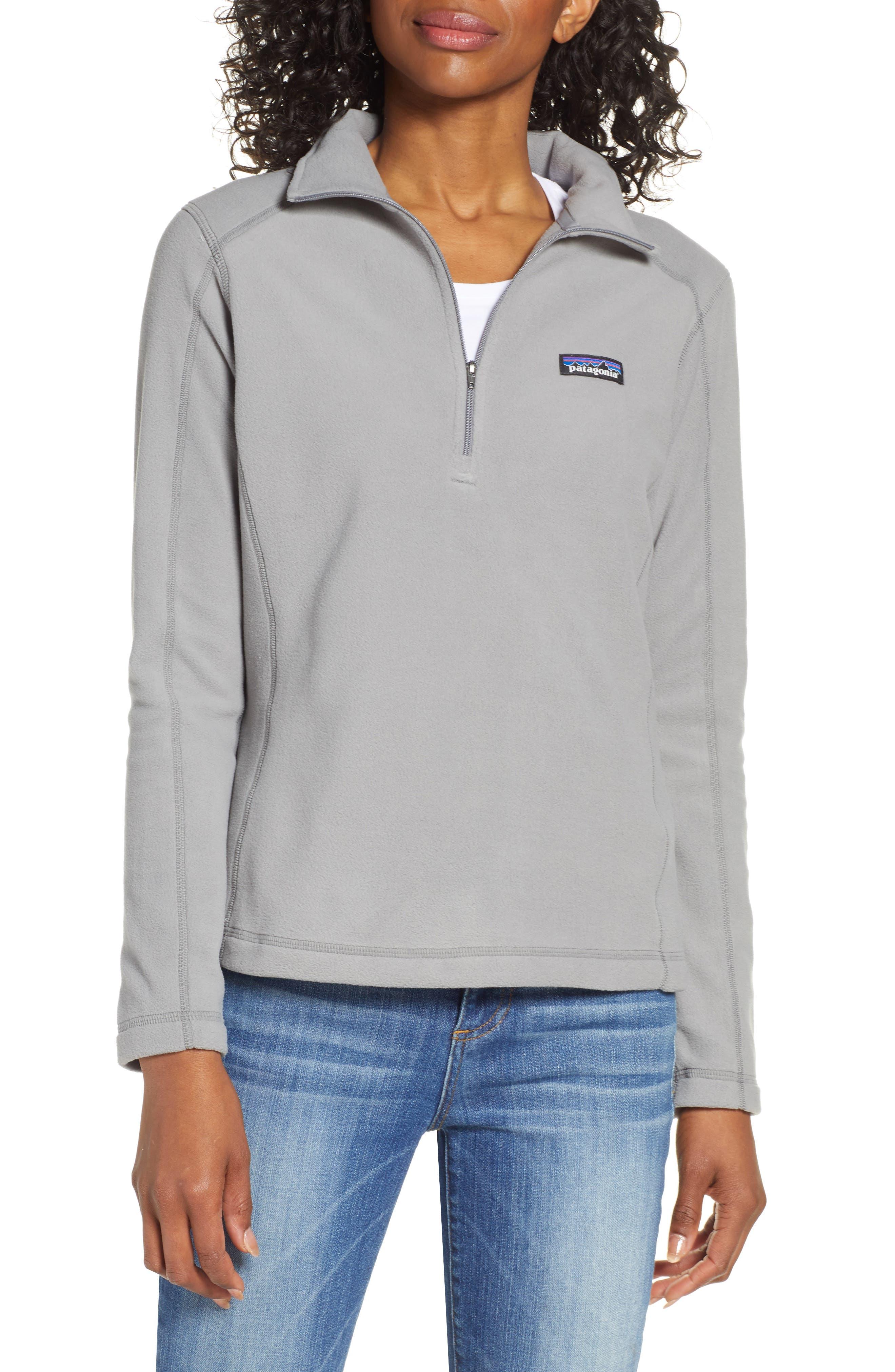 NEWMEEN Womens 1//4 Zip Lightweight Polar Fleece Pullover Sweatshirt with Pockets