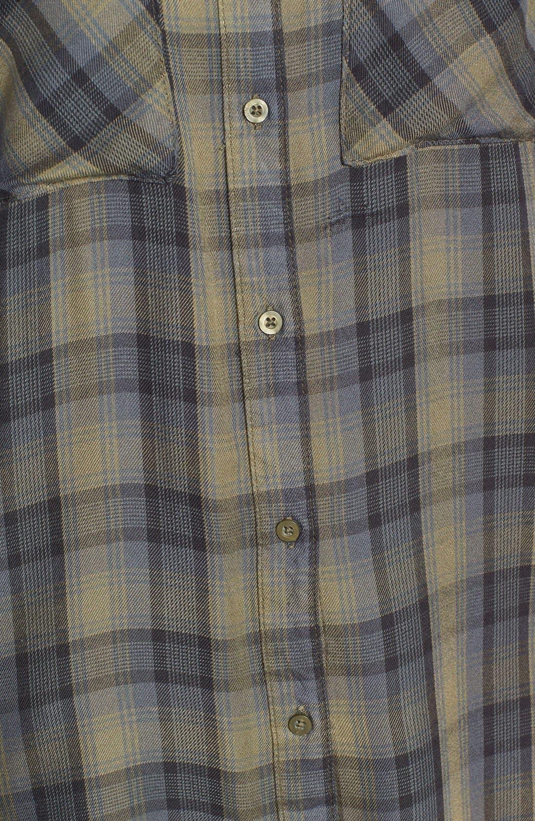 ,                             Plaid Tunic Shirt,                             Alternate thumbnail 20, color,                             311