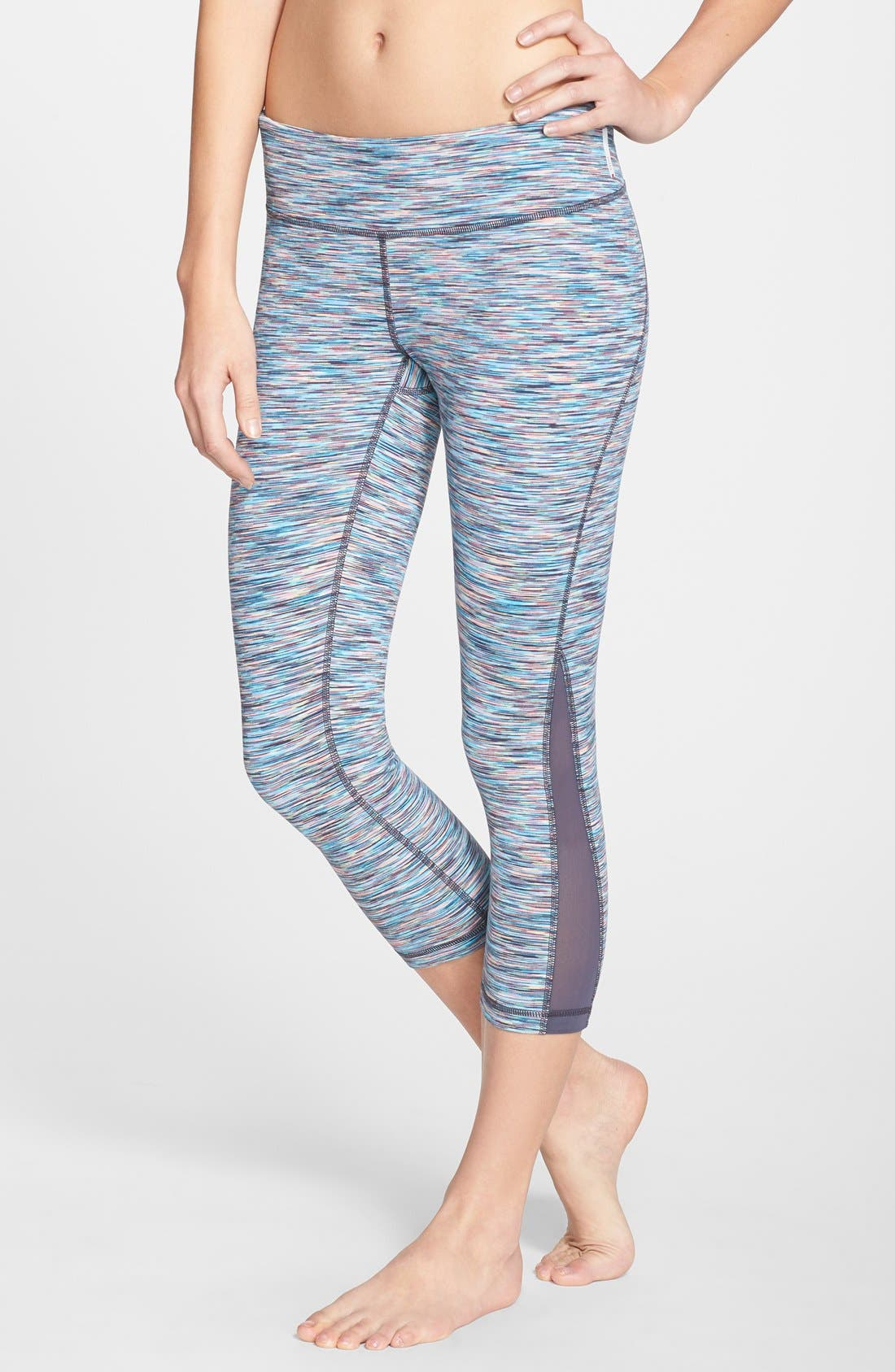 ,                             Live In Streamline Reversible Capris,                             Main thumbnail 22, color,                             022