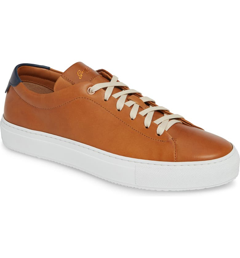 GOOD MAN BRAND Edge Sneaker, Main, color, VACHETTA/ NAVY