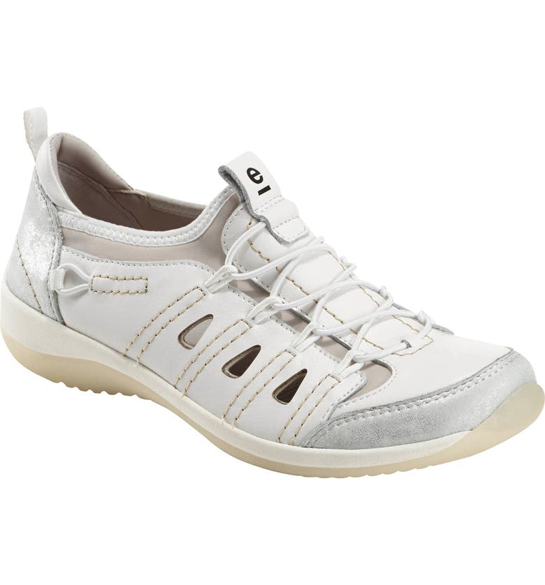 EARTH<SUP>®</SUP> Goodall Sneaker, Main, color, WHITE LEATHER