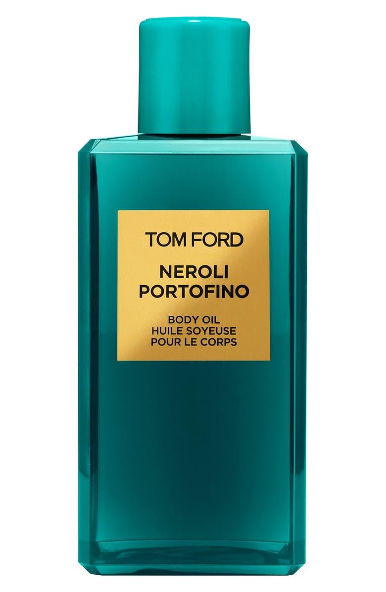 TOM FORD Private Blend Neroli Portofino Body Oil, Main, color, 000