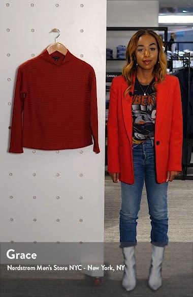 Rib Merino Wool Sweater, sales video thumbnail